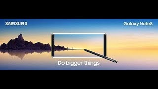 Samsung Galaxy Note 8 ( OFFICIAL INTRODUCTION )