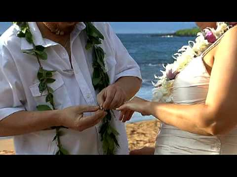 Maui Weddings From The Heart Wedding Ceremony By Brian