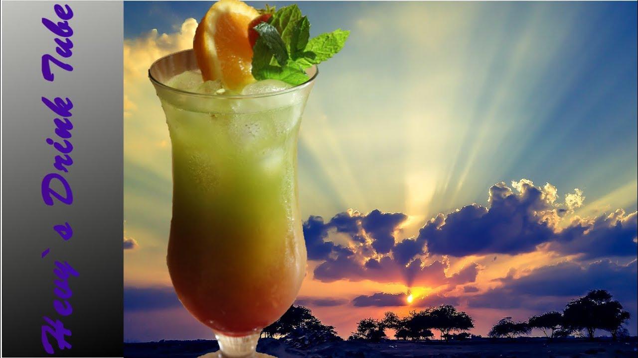 Astounding Longdrinks Klassiker Das Beste Von Tequila Sunset Rezept