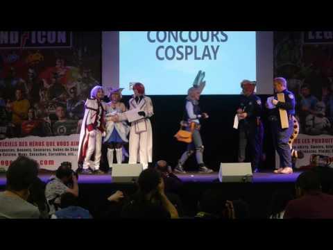 related image - Paris Manga 23 - Cosplay Dimanche - 11 - Remise des Prix dimanche