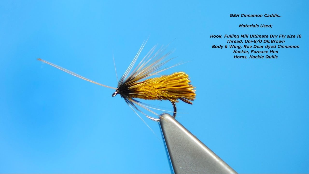 Clyde Style Trout Dry flies. Dark Partridge /& Ginger