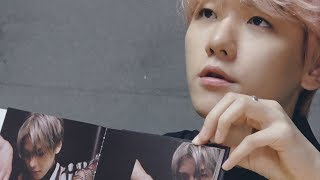 Gambar cover [SPOILER-BAEKHYUN] UNBOXING : SuperM - The 1st Mini Album