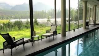 Hohe Tatra Slowakei - Hotel Kempinski High Tatras