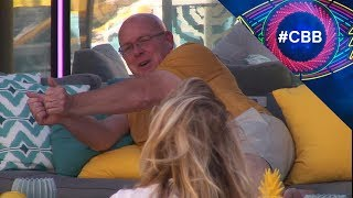 Nick discusses his escape from Asia | Celebrity Big Brother 2018
