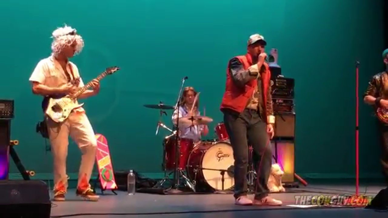 Download The Flux Capacitors Live - Back In Time Screening - LA