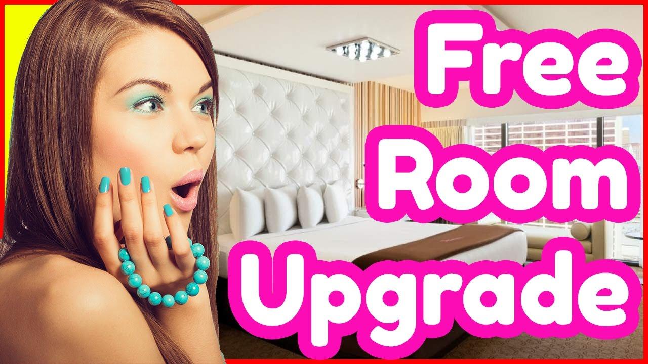 Free Hotel Room Upgrade Las Vegas