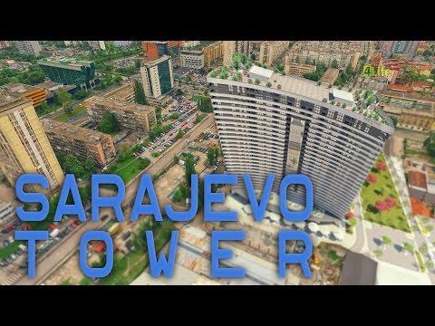 Sarajevo Tower - Lokacija i Osnovne Informacije