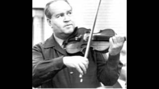 David Oistrakh plays Wagner