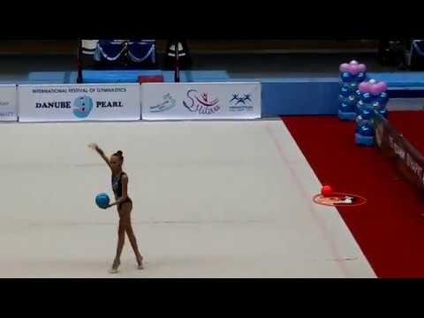 Viktoriya Peneva Ball Danube Pearl 2018