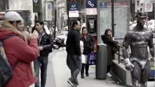Real Life Crysis 3: Prophet en Madrid [HD Oficial]