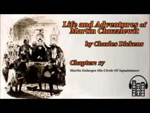 Life and Adventures of Martin Chuzzlewit by Charles Dickens Chapter 17 Free Audio Book