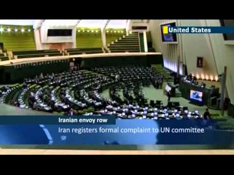 Obama signs law barring Iran UN envoy with ties to 1979 Tehran US Embassy hostage crisis