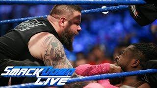 LA FIN DU RÊVE? Résultats WWE Smackdown Live 14 Mai 2019