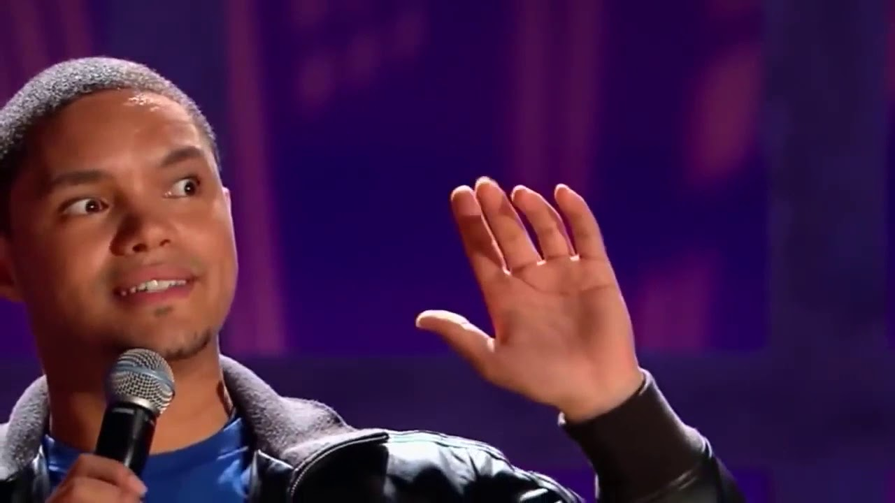Download Trevor Noah Full Stand Up comedy Show