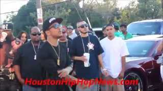 "BTS ""Worry bout you"" Lil Keke feat  Kirko Bangz on ""Houston Hip-Hop News"""