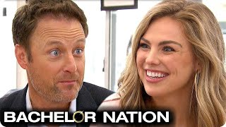 Hannah B Gives Chris Harrison A Hometown Date! | The Bachelorette US