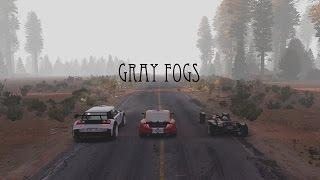TrackMania 2 - (Grey Fogs)