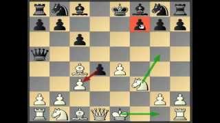 Chess Trap 11 (Caro-Kann\Fantasy Variation)