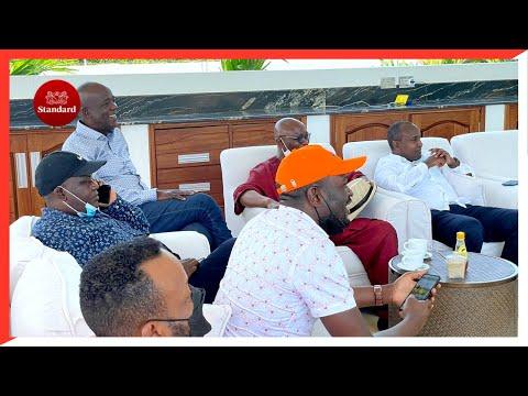 No show for Governor Kingi as Raila storms Coast for 'Azimio La Umoja' launch