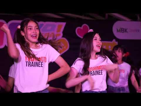 Yoshimoto Trainee กับโชว์แรกที่น่าประทับใจ ร้องเพลงโดยไม่มีไมค์!