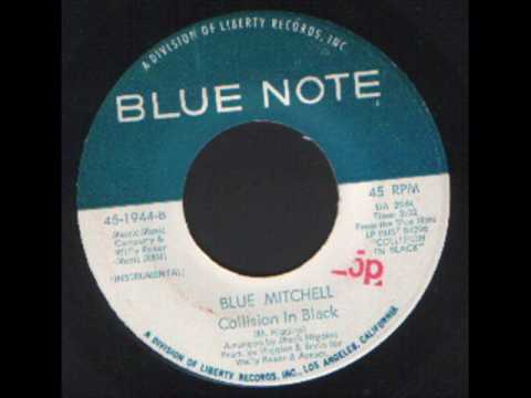 Blue Mitchell - Collision in black - Blue Note Records Mod Jazz