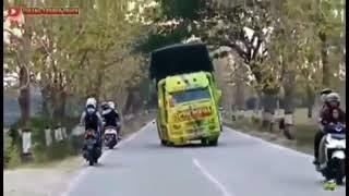 Part 2 truk mbois dan kapten oleng