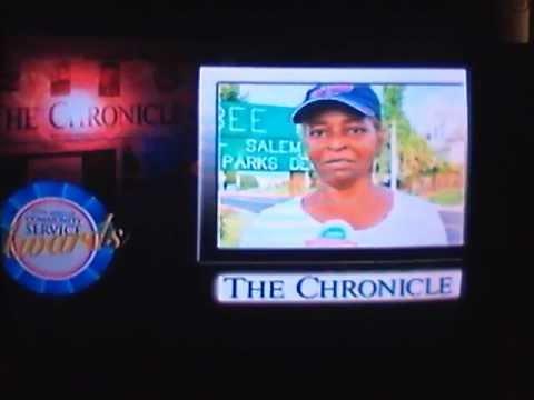 Winston Salem NC (EasT)  Marva  Reid / Chronicle Community Service  Awards