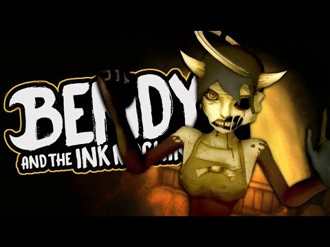 THE REAL ALICE ANGEL - Bendy and the Ink Machine (Chapter 3)