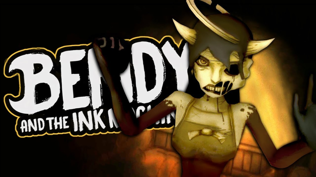 Bendy and the Ink Machine Games Online - Play for Free Now