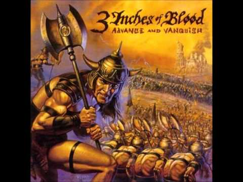 3 Inches of Blood - Destroy the Orcs with lyrics