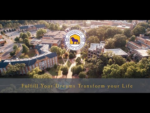 University of North Alabama - International Affairs Welcome