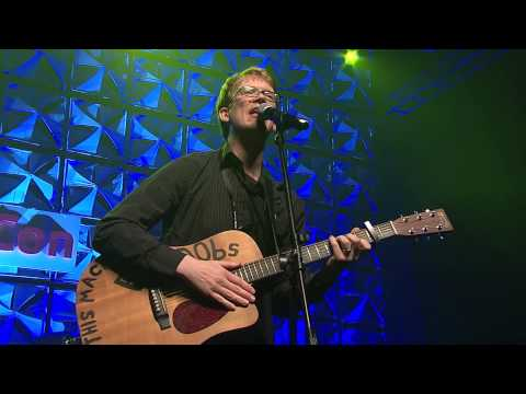 Hank Green on the VidCon Mainstage 2013
