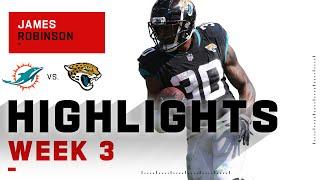 James Robinson EXCELS w/ 129 Total Yds & 2 TDs   NFL 2020 Highlights