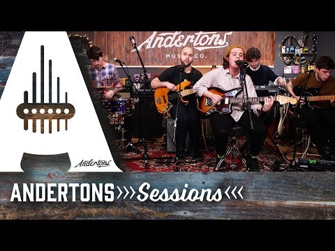 Andertons Sessions - China Bears