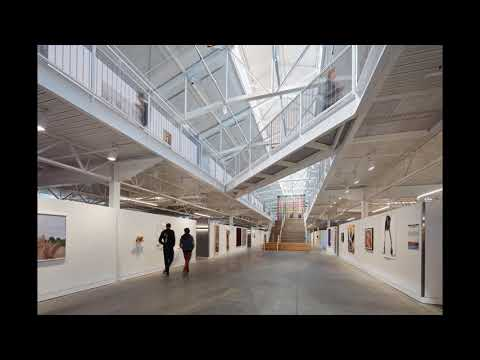 2018 AIASF Design Awards / SAN FRANCISCO ART INSTITUTE AT FORT MASON