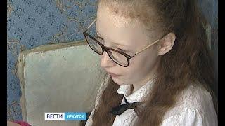 После операции по пересадке сердца Вика Иванова вернулась в школу,