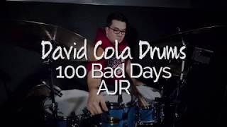 100 Bad Days - AJR Drum Cover Video