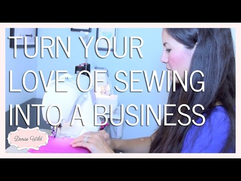 How To Get A Career In Sewing (Canadian Press)