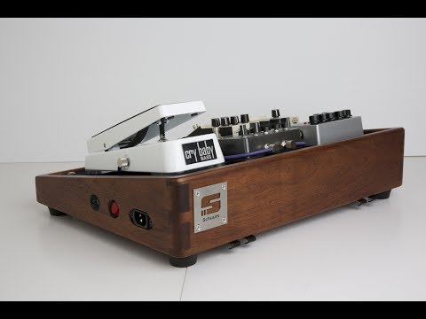 Schuurs Pedalboard Mark II Build Part 2 - How to Build a Pedalboard