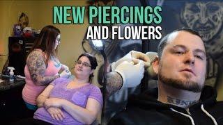 Download Lagu New Piercings Flowers Vlog 675 MP3