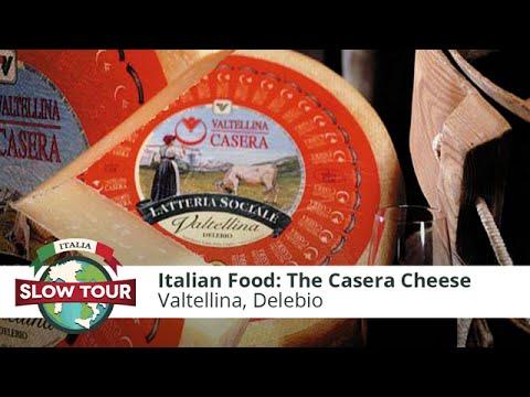 Valtellina: The Casera cheese | Italia Slow Tour