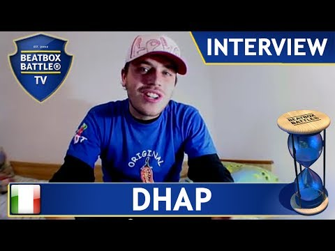 Dhap from Italy - Interview - Beatbox Battle TV
