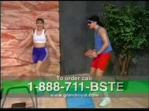 Beastie Boys Infomercial for Hello Nasty pt. 1