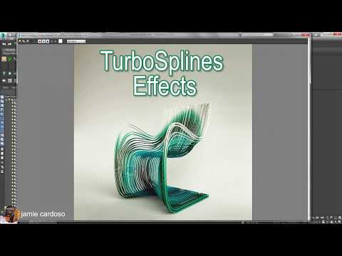 TurboSplines Introductory Video Tutorial