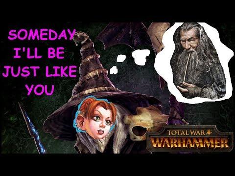 Total War Warhammer Community Cast #13: Dwarfs vs Vampire Counts - KEMMLER AND THE COACH