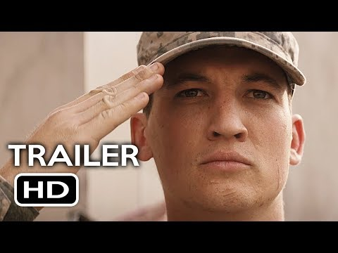 Thumbnail: Thank You for Your Service Official Trailer #1 (2017) Miles Teller, Haley Bennett Biography Movie HD