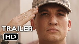 thank you for your service official trailer 1 2017 miles teller haley bennett biography movie hd