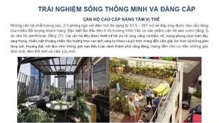 Chung cư cao cấp La Fortuna Vĩnh Yên |Nhà đất Vĩnh Phúc