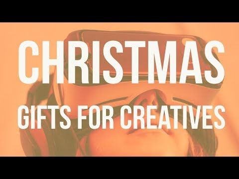 Perfect Christmas Gifts This Year For Creative People | Tech Gifts, Crazy Gifts, Fun Ideas
