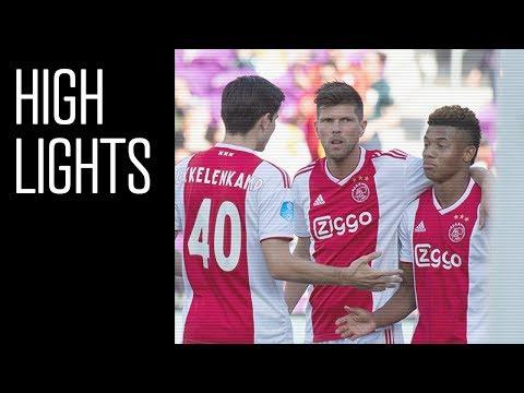 Highlights São Paulo - Ajax